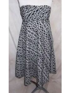 Strapless JCrew Dress